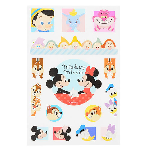 Disney Characters Sticker Collection - Mickey & Friends Sticker