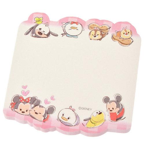 Memo Collection - Tsum Tsum Friends Post-it Memo Note pad