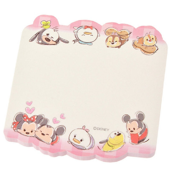 Memo Collection - Tsum Tsum Friends Post-it Memo Note pad