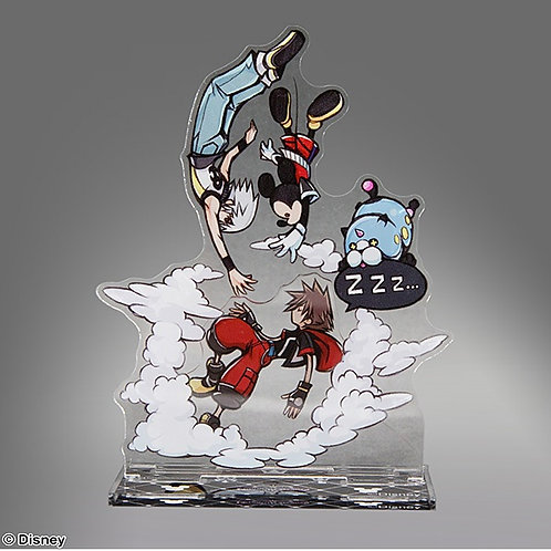 Stand series -KINGDOM HEARTS HD 2.8 Final Chapter Prologue Acrylic stand