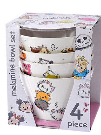 Kitchen Homeware - TSUM TSUM Drawing Sketch Dessert Bowl Collection