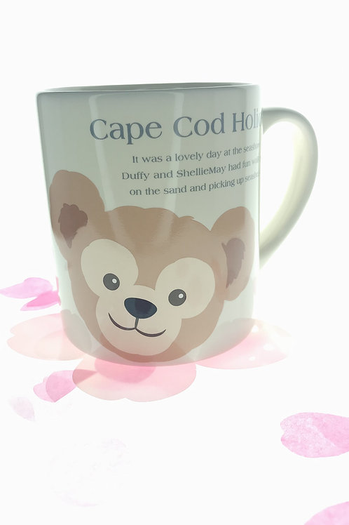 Mug Collection Homeware - Japan DisneySea Duffy Cup