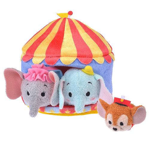 DISNEY TSUM TSUM DECORATION - Mother day Series 2017  Tsum Tsum - Dumbo circus