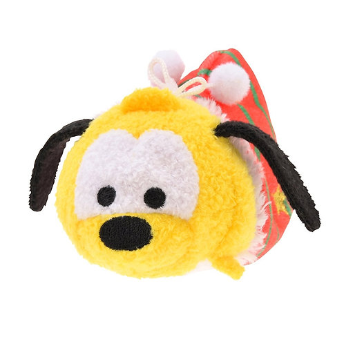 Christmas Tsum Tsum 2015 - S size Pluto