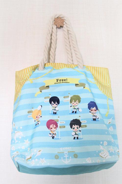 Shopper Bag Collection : Free!External Summer Marine Morning beach Bag
