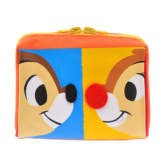 Make-up Pouch Collection : HELLO! Friend Chip and Dale pouch