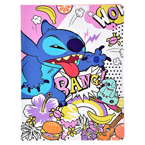 L size Memo pad :  Stitch Fun!