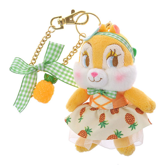 Plushie Keychain Collection - Summer Clarice Plushie Keychain