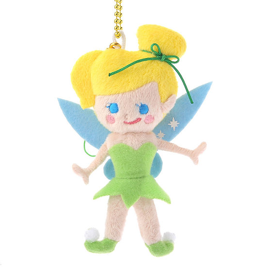 Plushie Keychain Series: Tiny Series - Tinker Bell