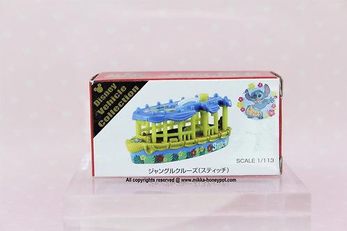 TOY Collection - Tomica Tokyo Disneyland Lilo & Stitch Jungle Cruise
