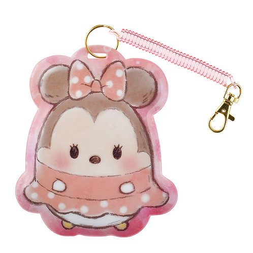 Card Case Collection :  Minnie Ufufy Card Case Pouch