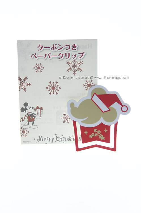 Tools & Stationary - Disneystore Exclusive Mickey Christmas Paper Clip