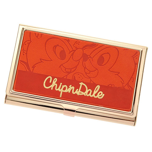 Card Case Collection :  Business card holder Chip & Dale Card Case