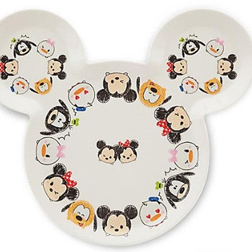 Kitchen Homeware - TSUM TSUM Mickey Drawing Sketch Mickey head plate