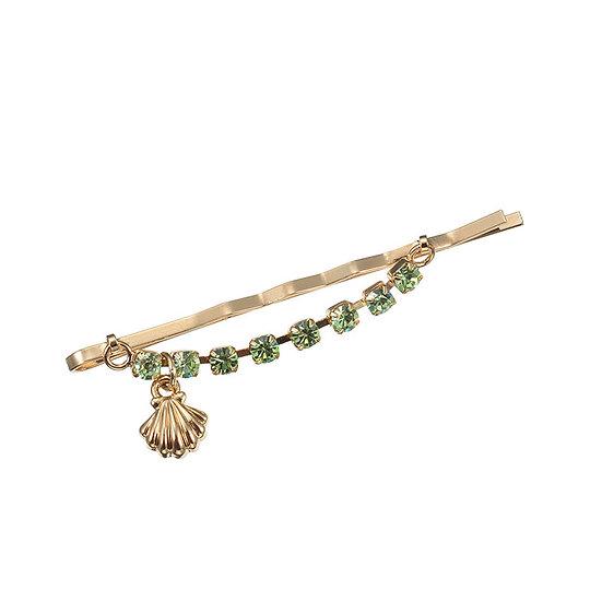 Hair Pin Collection - Little Mermaid Shiny Chain Hair Pin