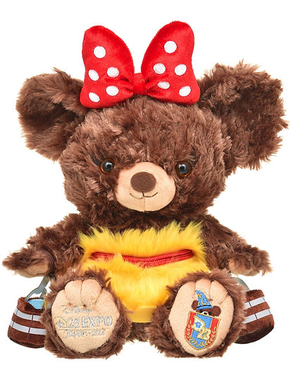 Unibearsity Collection - D23 Fantasia Japan Expo 2015  Pudding unibearsity
