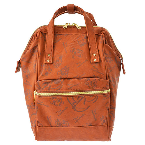 Backpack Collection : Chip and Dale Doctor leather Series Backpack