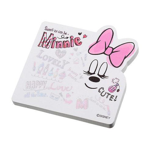 Sticky Pad Series: Minnie Style sticky memo pad