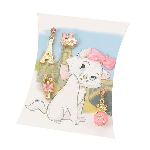 Earring Set Collection :  My Favorite Story Marie Cat Earring Box Set