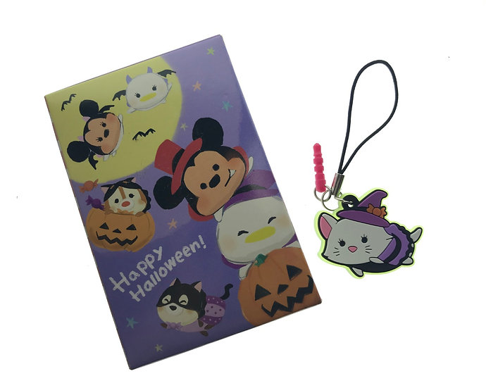 TOY Collection - Secret Strap Halloween Tsum Tsum Party Marie Cat