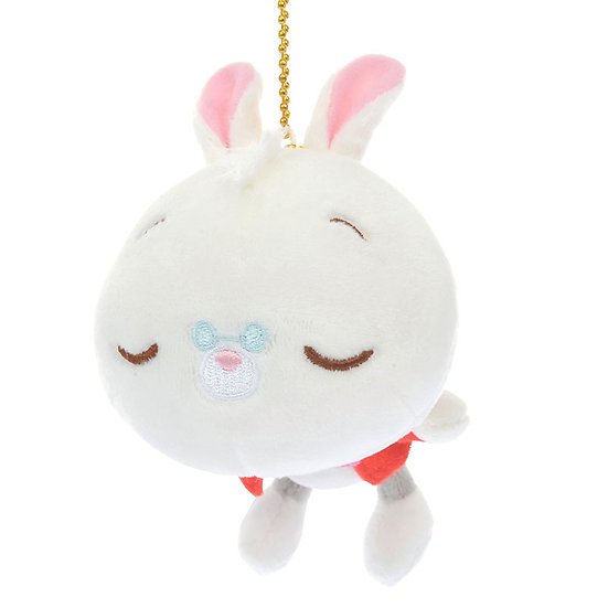 Plushie Keychain Series:  Muchy Series - Alice In Wonderland Rabbit