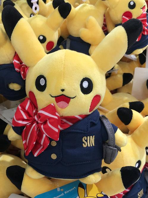 Pokemon [PO]- Singapore Exclusive Jewel Changi Airport Pikachu -Air stewardess