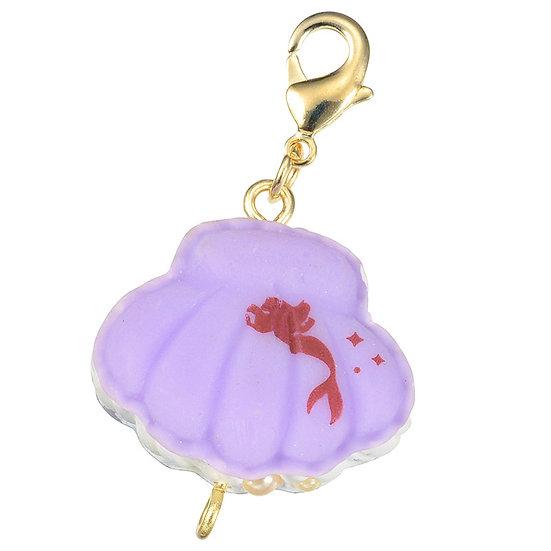 Sweet & Gummy Charm Series - mermaid macaroon