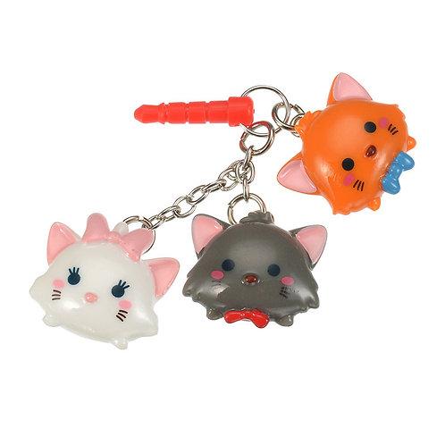 DUST PLUG - Marie Cat & Friends Tsum Tsum Candy Dust Plug