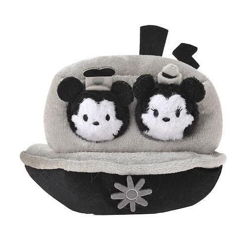 D23 TSUM TSUM  : Mickey & Minnie Steamboat set
