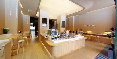 Nespresso Café Wien