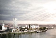 Wettbewerb Wohn-Hochhaus Linz