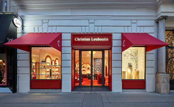 Christian Louboutin Vienna
