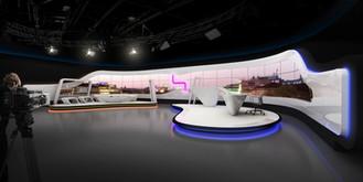 Wettbewerb TV-Setdesign Puls 4
