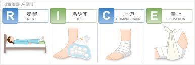 足関節の捻挫について(湘南・平塚の接骨院)