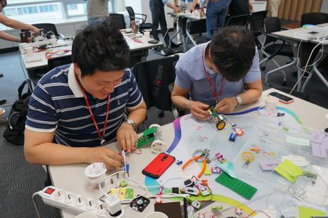 LG그룹 Innovator 과정, 신제품 아이디어 발굴을 위한 워크샵