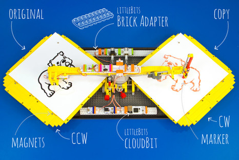 리틀비츠 brick-adapter