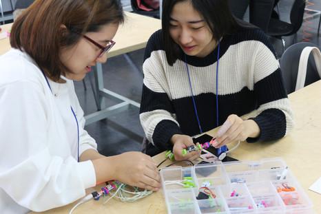 이화여자대학교 'Tinkering Workshop'