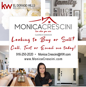Ad for Marina - Monica Crescini - Keller