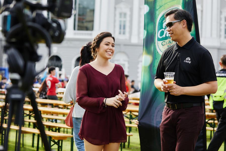 Chang Beer EPL Screening