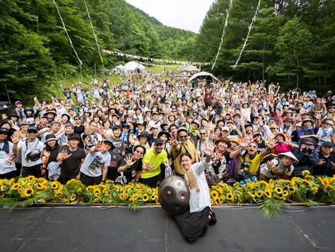 FUJIROCK FESTIVAL2019に出演!!!