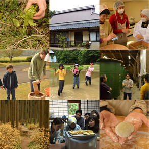 京都 綾部市で癒しの田舎暮らし体験♪ 京都北部の隠れた観光スポット| 農泊体験