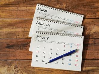 2021年度 営業日カレンダー