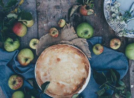 Classic Grandma's Apple Pie Recipe