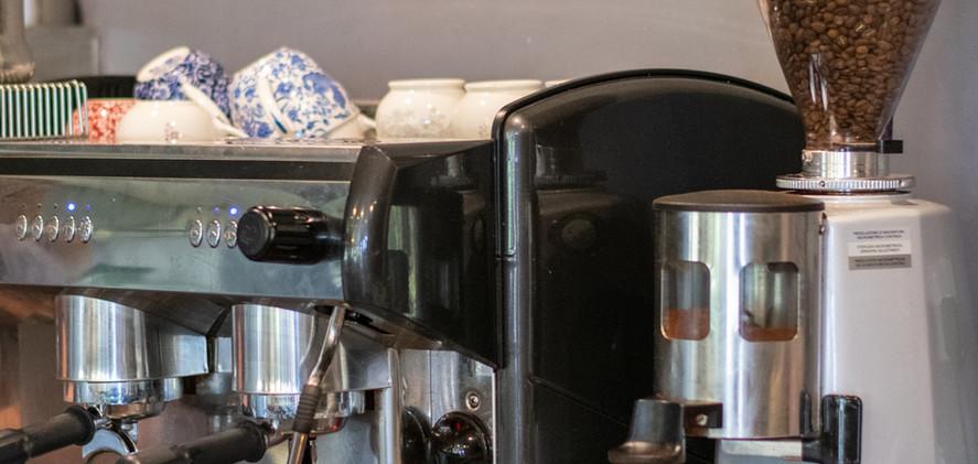 The Coffee Barn
