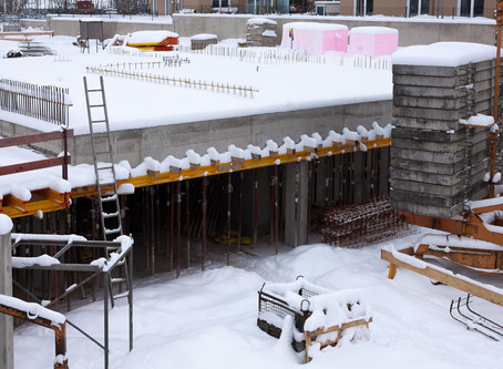 Working Safely During the Winter Cold