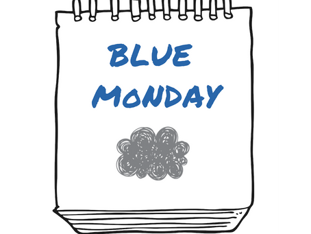Blue Monday: how to beat the January slump