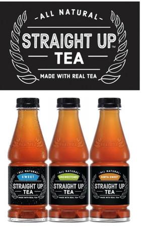 STRAIGHT UP TEA