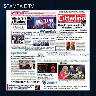 stampa e TV