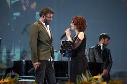 Anna e Paolo Vallesi 1