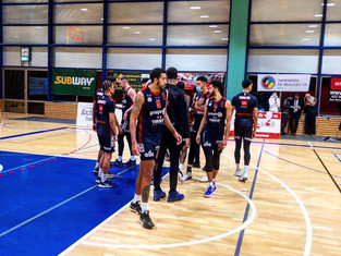 SBL Men - Day 21 : Union s'impose au Rocher 60-65 au terme d'un match compliqué.